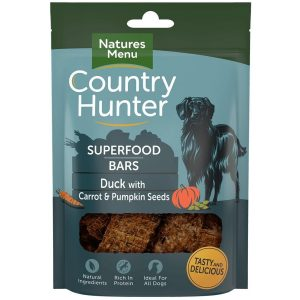 NM COUNTRY HUNTER SUPERFOOD BAR DUCK