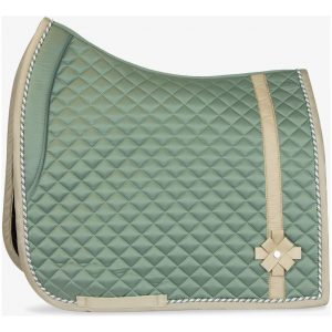 PS OF SWEDEN SADDLE PAD BOW THYME LS21