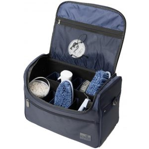 SOMEH GROOMING BAG CLASSIC EQUESTRIAN NAVY