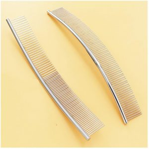 HPP CURVED GROOMING COMB