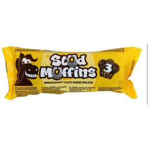 STUD MUFFINS 3 PACK