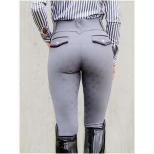PS OF SWEDEN NATHALIE BREECHES GREY SS21