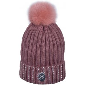 KINGSLAND LIBBIE LADIES CABLE KNITTED HAT FW20