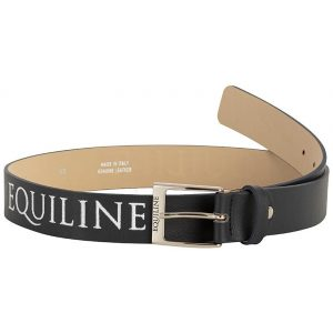 EQUILINE LOGO COLLECTION CHISEY LEATHER BELT