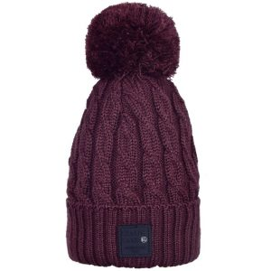 KINGSLAND MORIAH LADIES CABLE KNITTED HAT FW21