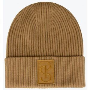 PS OF SWEDEN SALLY KNITTED BEANIE CAMEL FW21