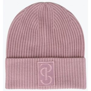 PS OF SWEDEN SALLY KNITTED BEANIE BLUSH FW21