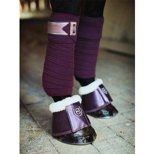 EQUESTRIAN STOCKHOLM POLOS ORCHID BLOOM