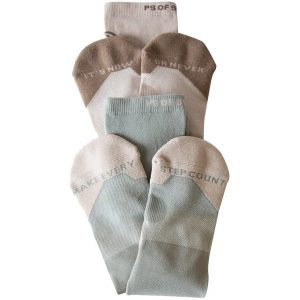 PS OF SWEDEN RIDING SOCK HOLLY SAND 2PK SS21