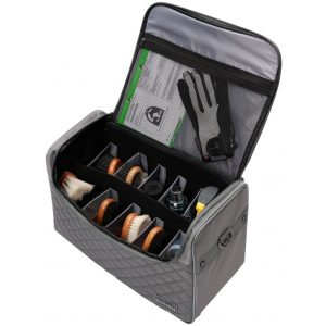 SOMEH GROOMING BAG CLASSIC DELUXE SILVER