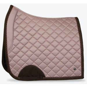 PS OF SWEDEN SADDLE PAD BROWN SUEDE BLUSH FW21